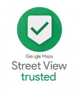 Google Street View badge